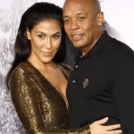 Nicole Threatt Young and Dr Dre