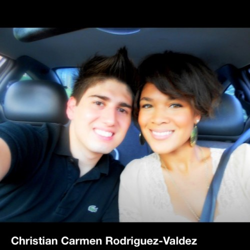 Christian and Carmen