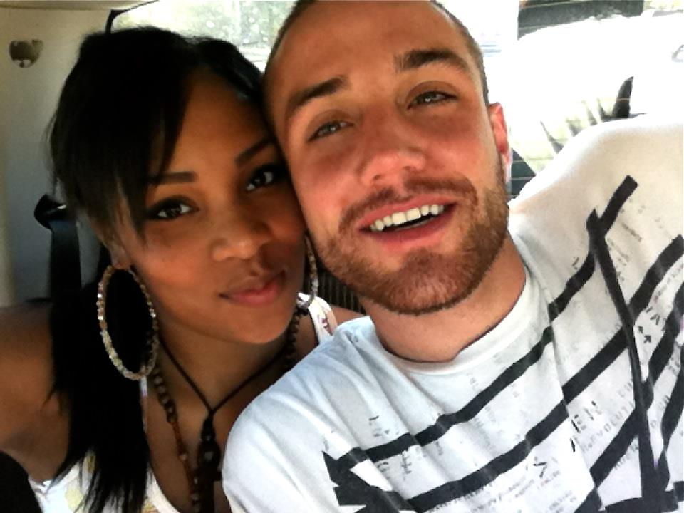 african american and caucasian couple
